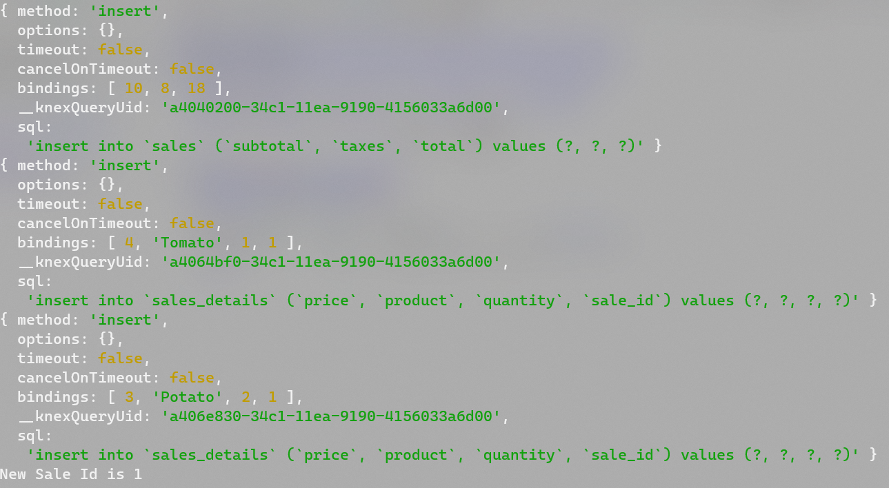 3 insert sql queries